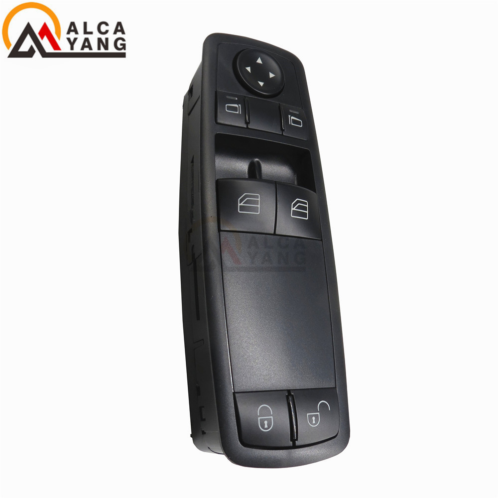 Malcayang 1698206410 A1698206410 Power Window Switch For M*ercedes Classe ws212 voor <font><b>Mercedes</b></font> B-enz <font><b>W169</b></font> <font><b>A170</b></font> A200 05-09 image