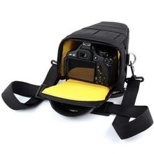 Водонепроницаемый Камера сумка для Panasonic Lumix FZ85 FZ83 FZ82 FZ80 DC-FZ85 DC-FZ83 DC-FZ82 GF7 GF6 GF8 G9 Nikon D5300 d3400 D90