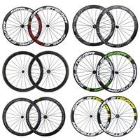 Smileteam Full Carbon Wheels 3K 50mm Carbon Road Bike wheelset,Chinese Factory Direct Sales Carbon Road wheels