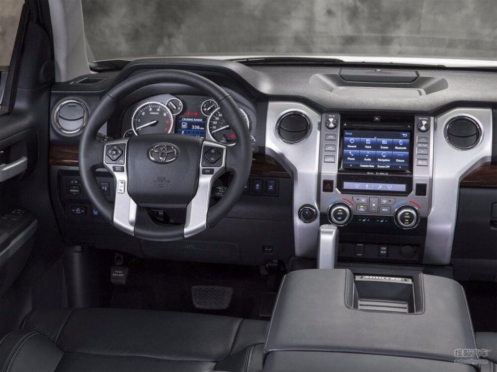Octa/Quad Core Android 7.1/6.0 compatible TOYOTA Tundra 2014 2015 2016 lecteur DVD de voiture Navigation multimédia GPS AUDIO stéréo DVD vidéo