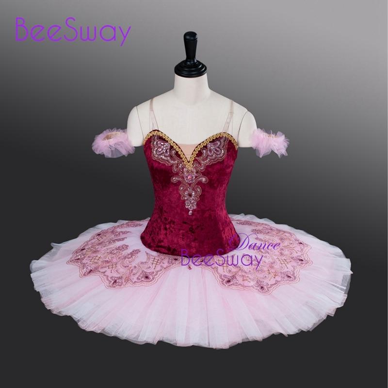 31b3c3aee9a64f Volwassen ballet tutu kind Professionele ballet tutu voor meisjes ...