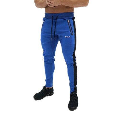 Casual Skinny Pants Mens Gym Fitness Track Pants Joggers Sweatpants Cotton Trousers Sport Training Pant Male Running Sportswear Pakistan