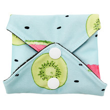 OutTop Beauty Tool 1 PC Reusable Bamboo Cotton  Cloth Washable Menstrual Pad Mama Sanitary Towel Pad 2018 Oct24
