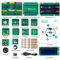 SunFounder PiPlus Electrónica Módulo Sensor STEM Kit de Inicio para Raspberry Pi Modelo B +/2 Modelo B/3 Modelo B