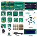 SunFounder PiPlus Electronics Building Block Sensor STEM Starter Kit for Raspberry Pi Model B+/2 Model B/3 Model B