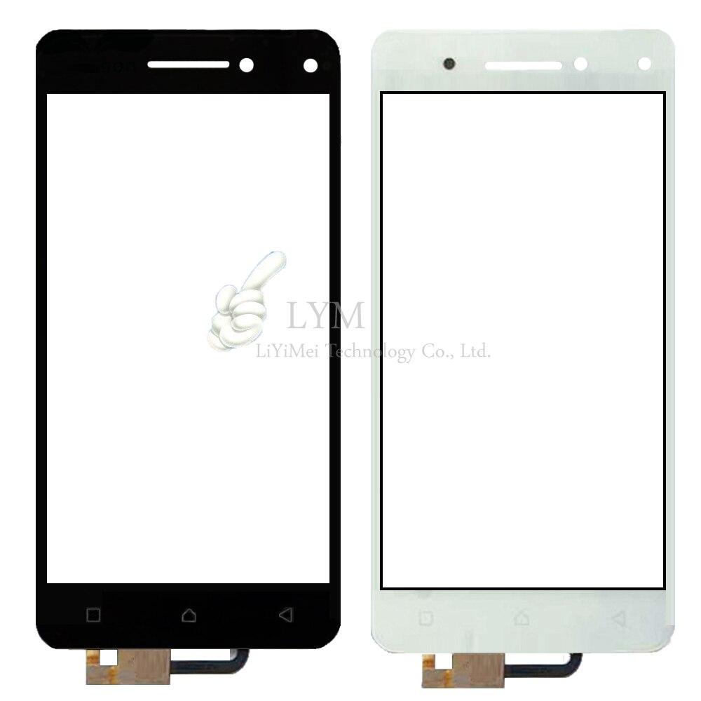 Black White TP for Lenovo Vibe S1 5 0 Touch Screen Digitizer Glass Sensor Panel Phone