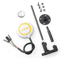 цена на Mini Ublox Neo 7M GPS with Compass for CC3D SP Racing F3 Naze32 Flip32 Flight Controller for RC Multicopter FPV