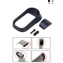 Hunting Accessories Tactical Grip Adapter for Glock 17, 19, 22, 24, 25, 26, 27, 28, 31, 32, 33, 34 Base Pad