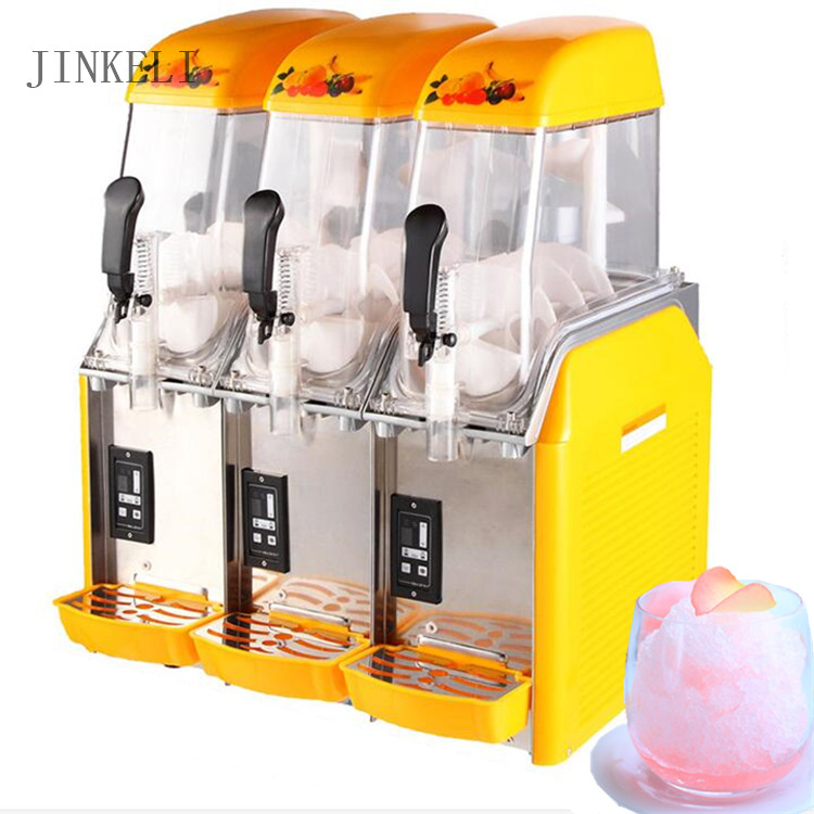 18 free ship 36L Slush Cold Drink Dispenser Smoothies Machine/Slush Dispenser machine/Ice Smoothie Slushie Slush Machine Sale цена и фото