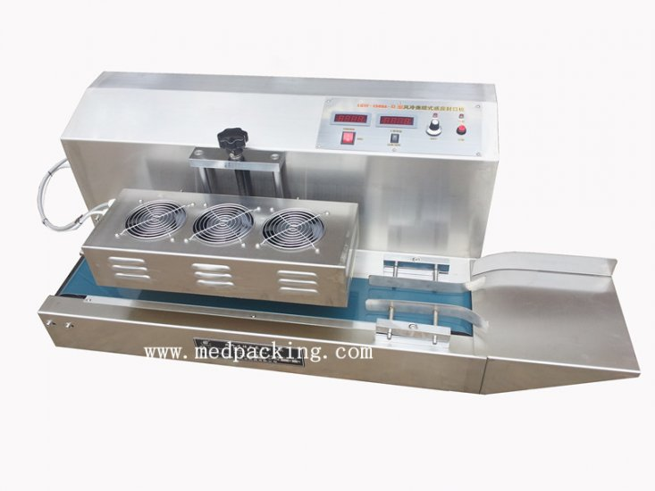Stream-mode Magnetic Induction Sealing Machine (20-100mm)