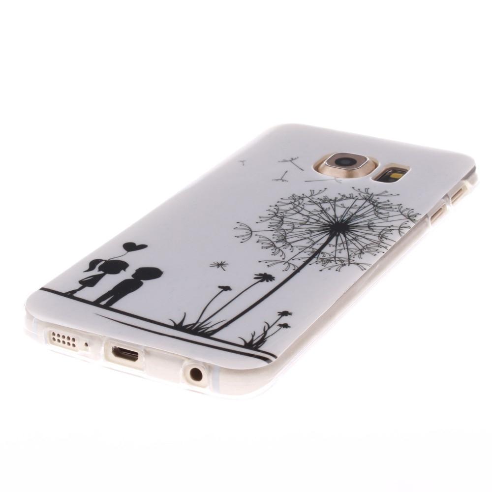 Чехол для Samsung Galaxy S3 S4 S5 Mini S6 Edge Plus Примечание 3 4 5 Чехол красочные картины Стиль сова птица Тигр Лев мягкий чехол TPU