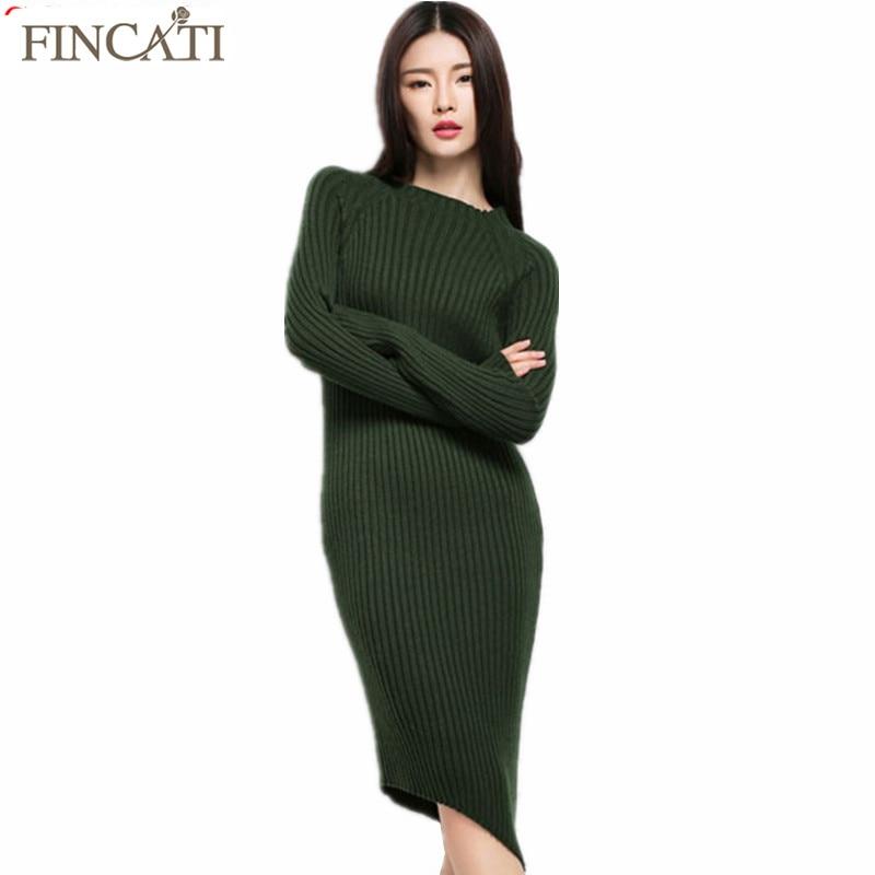 っ2018 mujeres primavera otoño Cashmere Blend Suéteres asimétrico ...