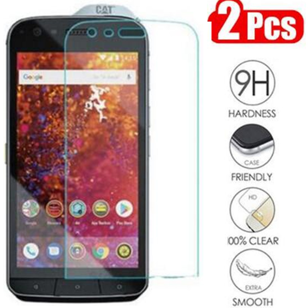 Tempered Glass For Caterpillar <font><b>Cat</b></font> <font><b>S61</b></font> Screen Protector 9H 2.5D Phone On Protective Glass For Caterpillar <font><b>Cat</b></font> <font><b>S61</b></font> Glass image
