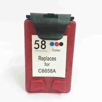 Vilaxh 58 Kompatibel Tinte Patrone Ersatz Für HP 58 für DeskJet 3620 3620 v 3650 3653 3658 F380 F388 PSC 1350 1350 v Drucker