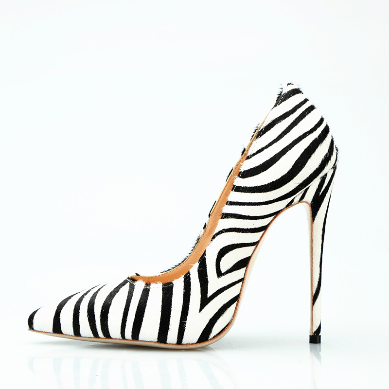 New 2019 spring women pumps high heels shoe horse stripe thin heels woman party dress shoes sexy pointed toe single pumps femaleNew 2019 spring women pumps high heels shoe horse stripe thin heels woman party dress shoes sexy pointed toe single pumps female