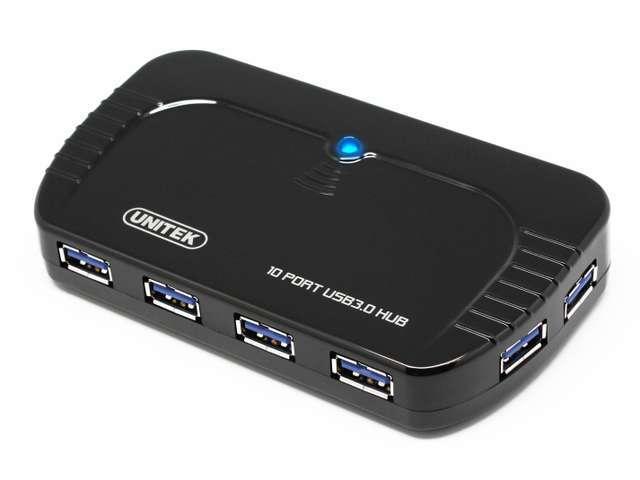 10 Ports USB3.0 Hub free shipping