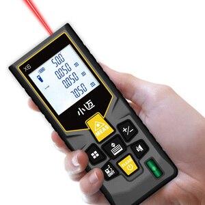 Image 3 - Mileseey Mini  laser distance Meter laser Tape measure
