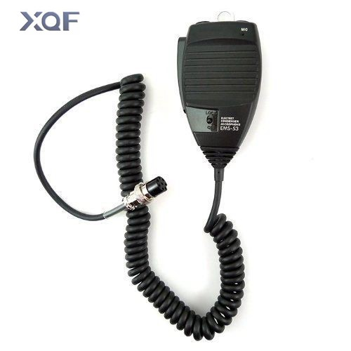 imágenes para Mic Micrófono para DR-03 DR-06 DR-135 DR-235 DR-435-ERW $ DR-635 Radio Alinco EMS-53