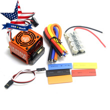 SKYRC Toro ESC 8S Brushless Sensor 150A Electronic Speed Controller for 1:8 RC Cars USA Stock