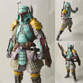 Star Wars Action Figure Boba Fett Samurai Taisho PVC Realization 170mm Anime MOVIE Star Wars Collectible Model Toys