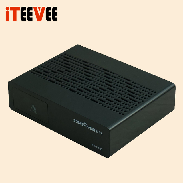 ZGEMMA H9S DVB-S2X 4K UHD Satellite Receiver with CI T2-MI for Ukrain Russian Satellite