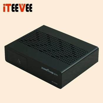 ZGEMMA H9S DVB-S2X 4K UHD Satellite Receiver with CI T2-MI for Ukrain