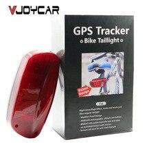 VJOYCAR T16 Китай Лучшие Водонепроницаемый Задние Фонари Велосипедов GPS Трекер 120 Дней В Режиме Реального Времени Отслеживать SMS Размещения Аудио Наблюдения