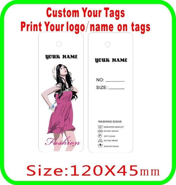 95d80eb6f Imprimir seu logotipo o nome da loja em saia menina roupas etiquetas  etiquetas Personalizadas