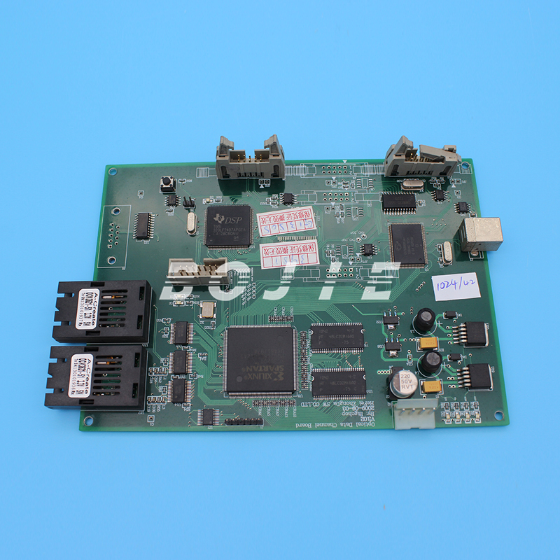 USB main board for liyu Maxima PTP3208 PZ3208 konica1024 512 printer