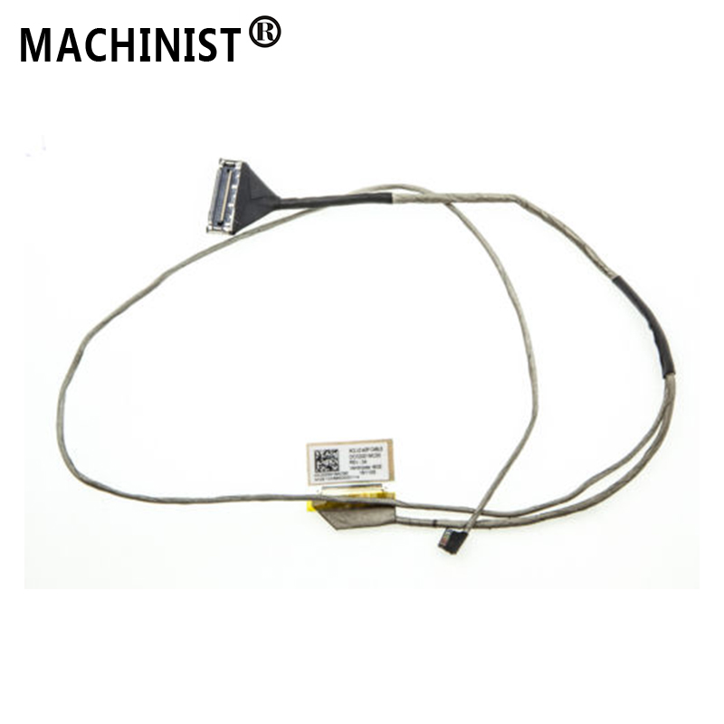 Video Screen Flex Wire For Lenovo G50-45 G50-70 G50-30 Z50-70 Z50-45 G40-30 Laptop LCD LED LVDS Display Ribbon Cable DC02001MC00