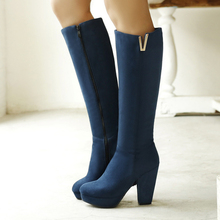 Knee-High Boots Directory of Women's Boots, Women's Shoes ...