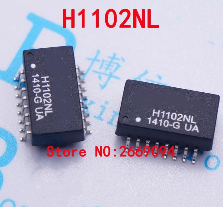 Бесплатная доставка, 50 шт./100 шт., H1102NL H1102T H1102, модуль дискретного трансформатора SOP-16, новый оригинальный