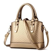 fashion women alligator bag handbag high quality pu leather shoulder messenger crossbody bags solid red zipper clutch sac W35