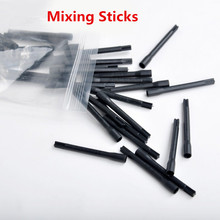 Machine Mixer-Supplies Tattoo Pigment-Sticks Disposable Plastic Art-Ink 50pcs/100pcs