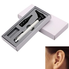 New Pen Style Professional Otoscope Ophthalmoscope Diagnostic Ear Eyes Care Tool