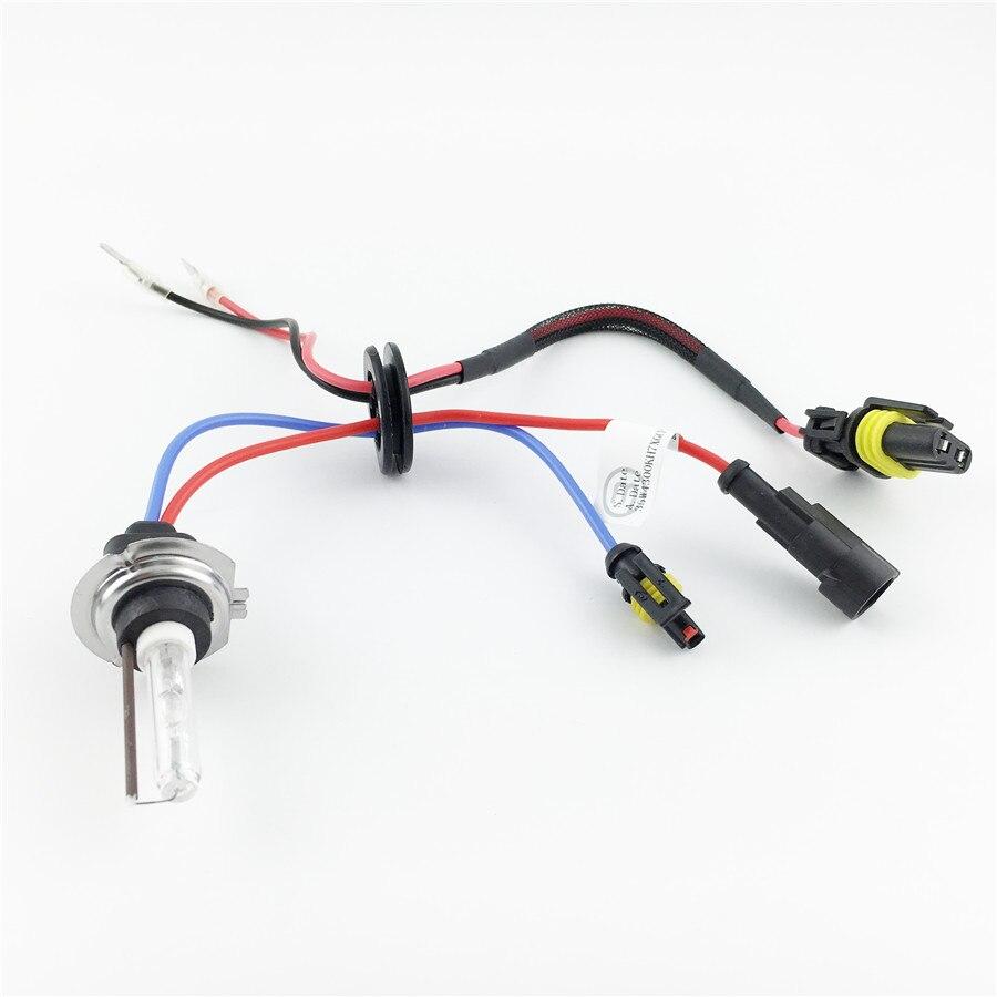 2X H7 Ксеноновая Лампа AC 12 В 35 Вт - Автомобильные фары - Фотография 4