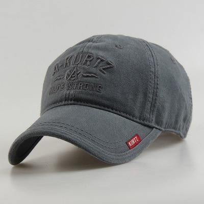 Women and men s A kurtz baseball cap hat outdoor sports cap sun hat cotton  hat 2db337d0659