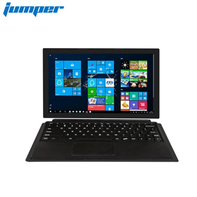 "Jumper Ezpad 7s Tablet PC 10.8"" Intel Cherry Trail Z8350 Quad Core 1.44-1.92GHz 4GB RAM 64GB ROM 2.0MP tablet PC HDMI laptop"