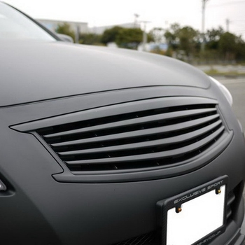 for INFINITI G25 G37 G carbon fiber grill Racing Grills grille