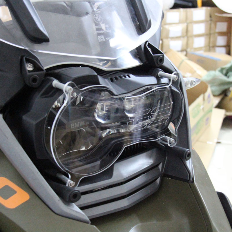 For BMW R1200GS LC Adventure ADV 2013-2018 Motorcycle Headlight Guard Cover Protector