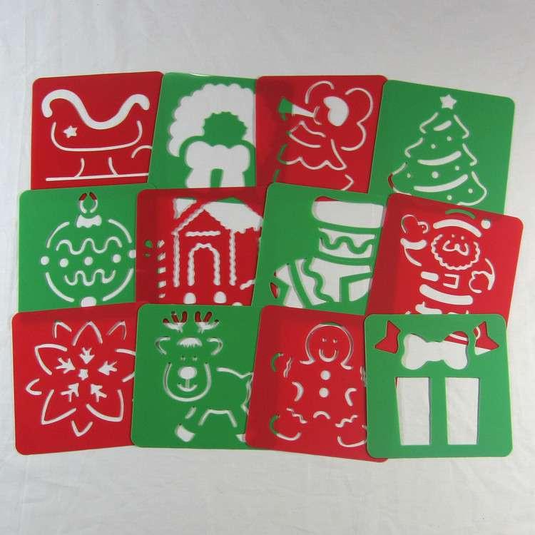 Kinder Puzzle Frühen Malerei Weihnachten Zeichnung Board Skizzen ...