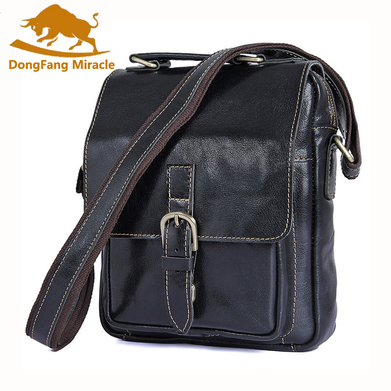 Brand 100% Genuine Leather Men Messenger Bag Casual Crossbody Bag Business Men's Handbag Bags for gift Shoulder Bags Men padieoe brand 100% genuine leather men messenger bag casual crossbody bag business men s handbag bags for gift shoulder bags men