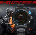 2016 New Arrival Real Watches Men Luxury Brand Amst Dive Led Sport Military Watch Genuine Quartz Wristwatches Relogio Masculino