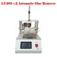 Automatic oca glue remover machine with built in pump, air compresor , and moulds , Germany warehouse free tax