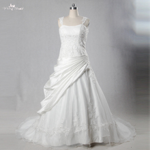 yiaibridal RSW1093 A Line Wedding Dress Shoulder Straps