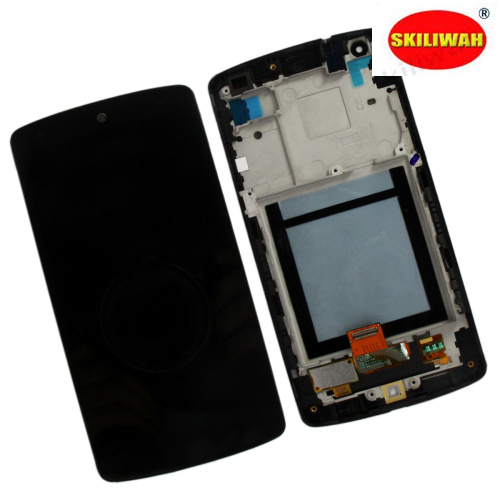 Free Shipping LCD Touch Screen Digitizer with Frame Assembly for LG Google Nexus 5 D820 D821 + Free Tools for lg google nexus 5 d820 d821 lcd screen display with touch screen digitizer assembly frame by free shipping 100% warranty