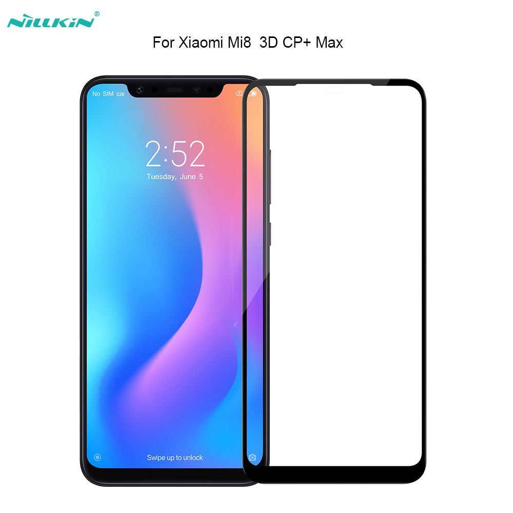 Buy Nillkin Amazing 3d Cp Max Nanometer Anti Gores Tempered Glass Xiaomi Redmi 4 Prime Pro H Original Explosion 9h Screen Protector For Mi8 Mi 8 Se Film From