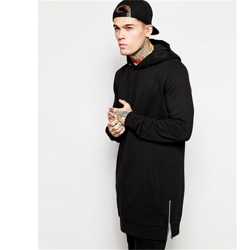 High Quality Long Black Hoodie-Buy Cheap Long Black Hoodie lots ...