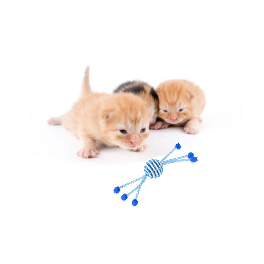 New Cat Grinding Toy Ball Rotating Cat Interactive Toy  #ne801 #6