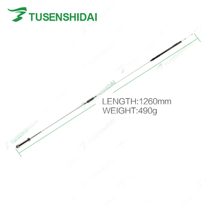 Image 4 - Brand New High Quality Quad Band 29/50/144/430 Stainless Steel Mobile Vehicle Car Antenna